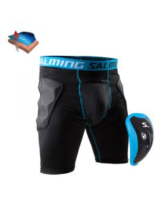 Salming ProTech Shorts with Jock Cup