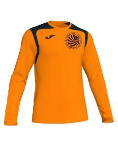 Målmandstrøje -Orange-6XS-5XS