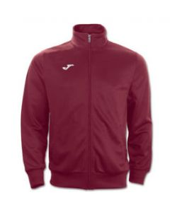 Gala Tracksuit Top - Wine