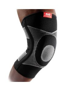 McDavid Knee Sleeve / 4-way Elastic with Gel Buttress and stays