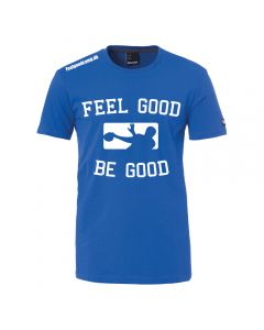 FGC Feel Good Tee-Blå-S
