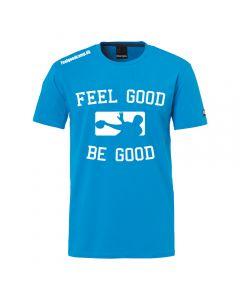 FGC Feel Good Tee-Lys Blå-S
